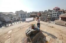 Nepal earthquake one year anniversary ceremony in Kathmandu