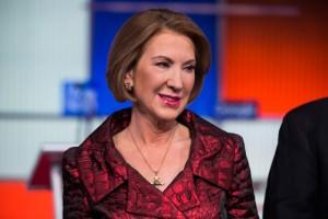Carly Fiorina fot.Jim Lo Scalzo/EPA
