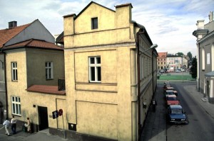 Dom rodzinny Jana Pawła II w Wadowicach fot.Marek Strzalkowski/Forum/EPA