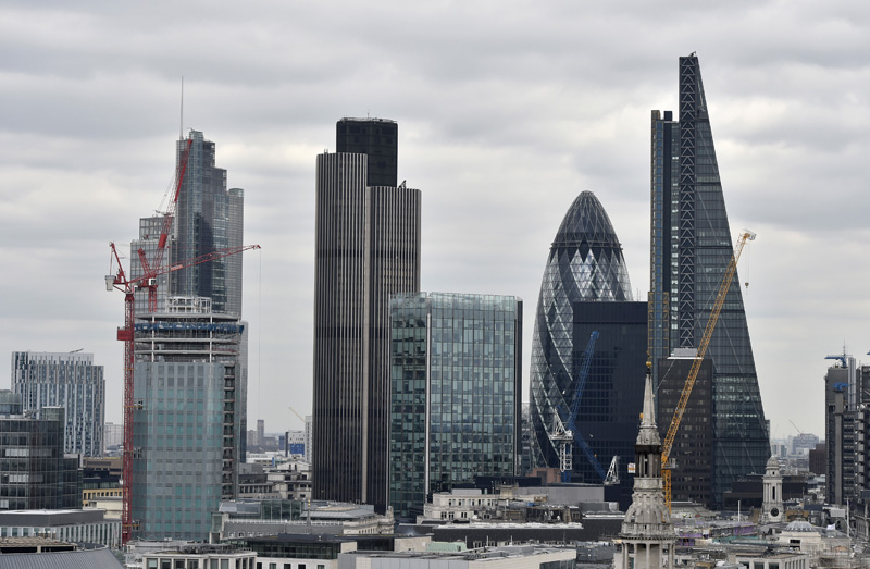 Londyn fot.Hannah McKay/EPA