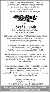 Jurek-jozef-Obit