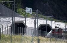 Gotthard Base Tunnel opening