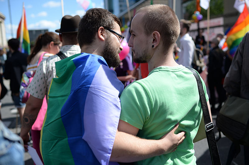 Warsaw holds gay pride parade amid fears and threats in poland
