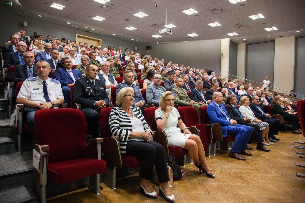 Uczestnicy I Forum Polonii Amerykańskiej fot. Podkarpacie.pl