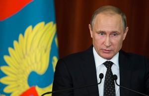 Władimir Putin fot.Ivan Sekretarev/Pool/EPA