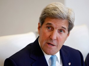 John Kerry fot.David Mdzinarishvili/Pool/EPA