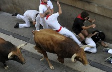 Sanfermines 2016 in Pamplona