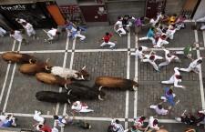 Fiesta de San Fermin in Pamplona