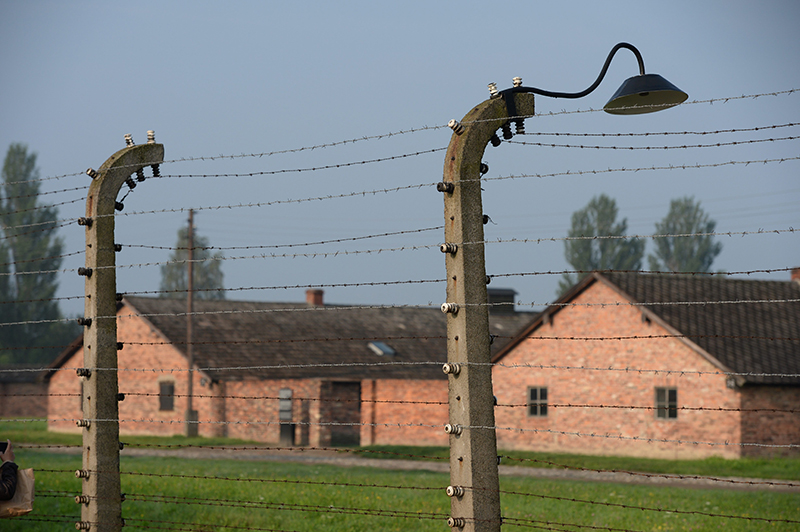 epa05446898 A general view of the former Nazi-German concentration and extermination camp KL Auschwitz II-Birkenau in Brzezinka, Poland, 29 July 2016. Pope Francis will vist the site of former German Nazi concentration camp Auschwitz II - Birkenau, as part of his visit to Poland. The World Youth Day 2016 is held in Krakow and nearby Brzegi from 26 to 31 July.  EPA/JACEK TURCZYK POLAND OUT