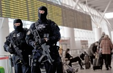 Warsaw Chopin Airport security after Brussels attacks