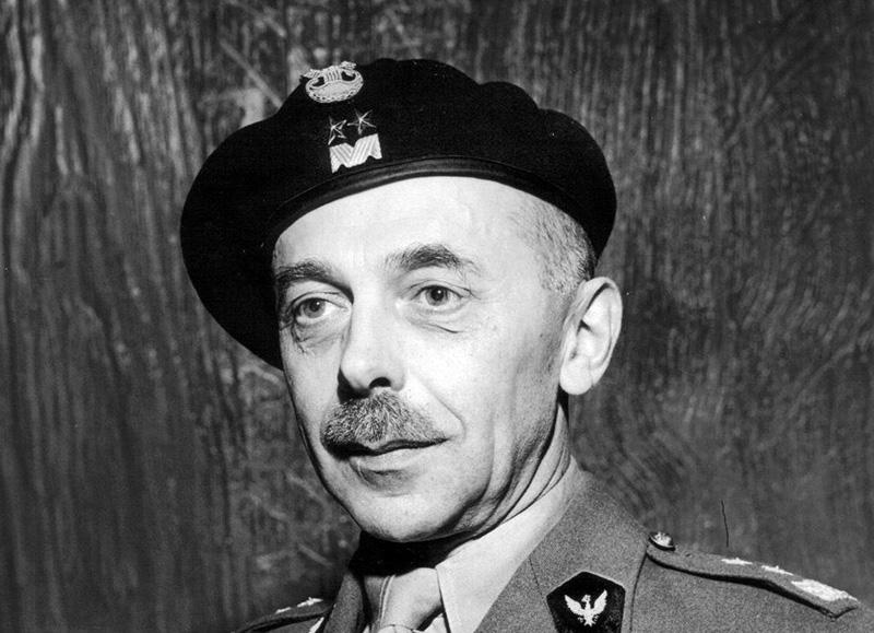 Tadeusz Bór-Komorowski fot.Wikipedia