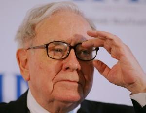 Warren Buffett fot.Arne Dedert/EPA