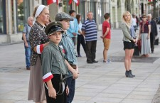 The 72st anniversary of the Warsaw Uprising