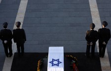 Shimon Peres memorial ceremony at the Knesset