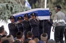 Funeral of former Israeli President Shimon Peres