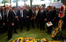 Funeral of former Israeli President Shimon Peres at Mount Herzl