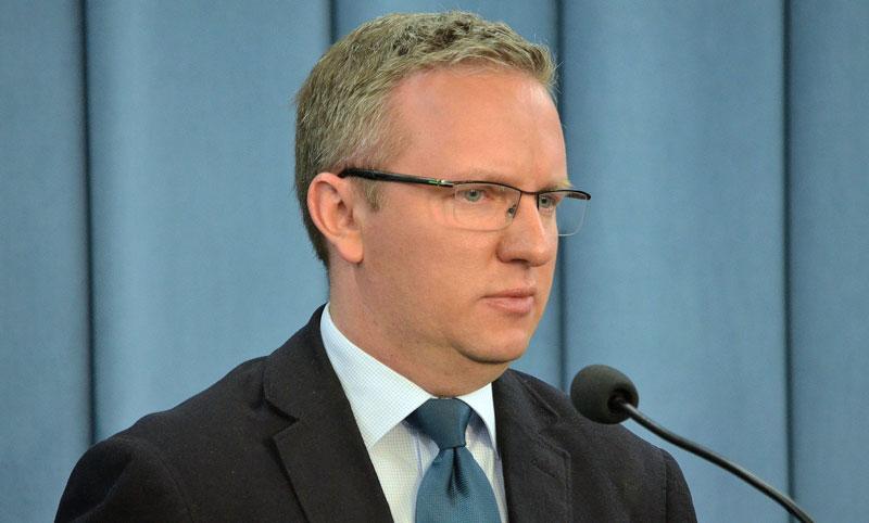 Krzysztof Szczerski fot. Adrian Grycuk /WikiCommons