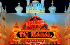 Trump casinos file for bankruptcy protection