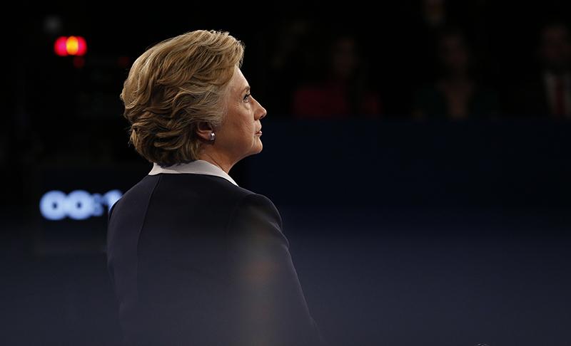 Hillary Clinton fot.Jim Bourg/EPA