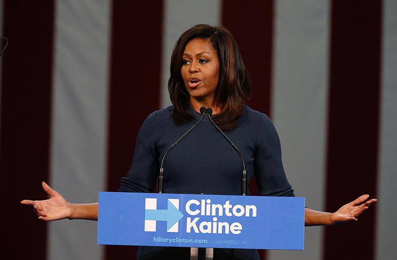 Michelle Obama fot.CJ Gunther/EPA