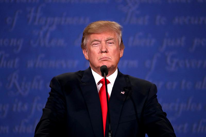 Donald Trump fot.Jim Lo Scalzo/EPA