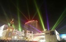 Trump Taj Mahal Casino Resort in Atlantic City NJ present