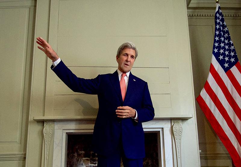 John Kerry fot.US Department of State/Handout/EPA