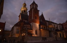 exhumation at Wawel Cathedral in Krakow