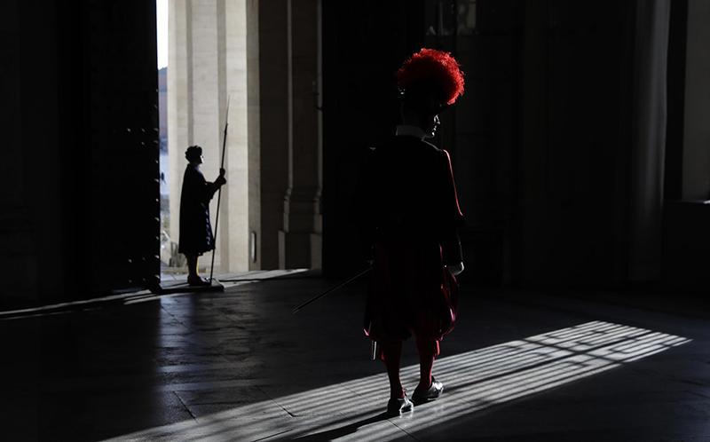 fot.Alessandra Tarantino/Pool/EPA