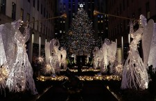 84th Annual Rockefeller Center Christmas Tree Lighting Ceremony