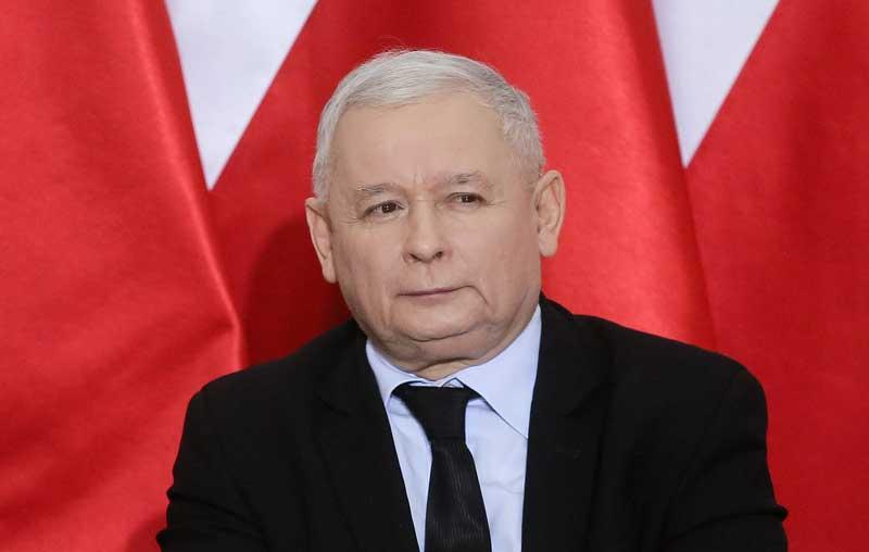 Jarosław Kaczyński fot. Paweł Supernak/EPA