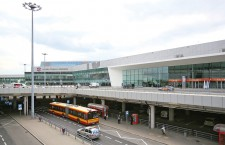 New terminal A at the Warsaw Chopin Airport