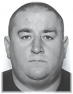Poszukiwany Paweł Kopacz fot.Prokuratura Regionalna w Krakowie