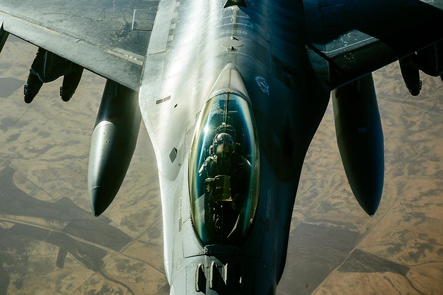 fot. EPA/Jordan Castelan/US  Department of Defense