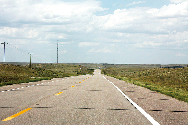 Nebraska Link Highway 53C fot.Wikipedia