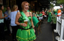Saint Patrick's Day in Sydney