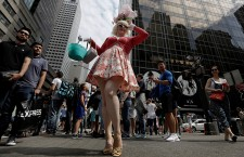 Easter Sunday Parade in New York