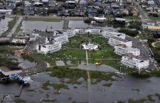 Coast Guard Air Station Houston respond after Hurricane Harvey makes landfall in Texas