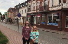 Julia i Natalia Ciura spędziły miesiąc na Warmii i Mazurach
