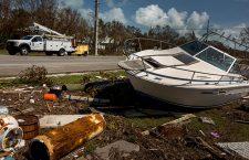 Hurricane Irma in the Florida Keys, Marathon