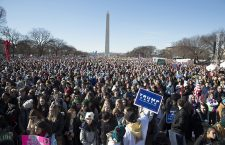 45th March for Life in Washington DC, USA - 19 Jan 2018
