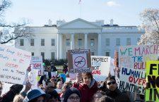 National School Walkout in Washington DC, USA - 14 Mar 2018