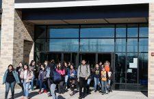 National school walkout, Round Lake, USA - 14 Mar 2018