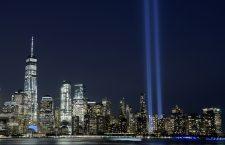 16th anniversary of 9/11 terror attacks, Jersey City, USA - 11 Sep 2017