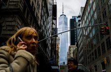 Race to be the Tallest, New York, USA - 17 Apr 2018