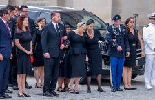 Senator John McCain funeral in Washington, DC, USA - 01 Sep 2018