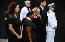John McCain memorial service Washington DC, USA - 01 Sep 2018