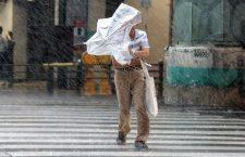 Powerful typhoon Jebi made landfall in western Japan, Osaka - 04 Sep 2018