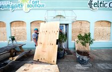 Preparations for Hurricane Florence, Wilmington, USA - 11 Sep 2018