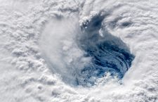 Hurricane Florence to strike East Coast of United States, Space, --- - 12 Sep 2018